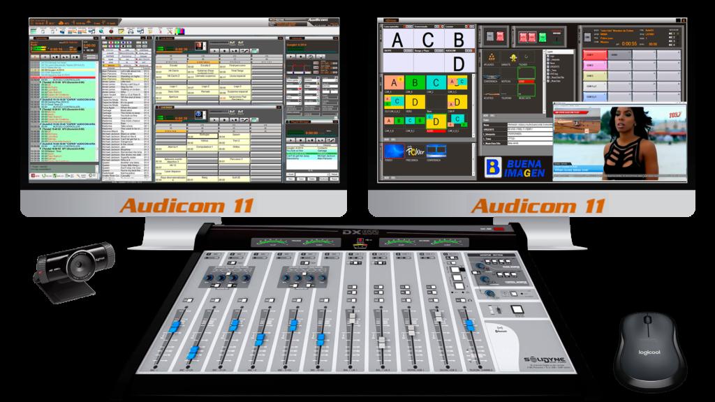 Audicom-Buena Nube-Software-Automatizacion-Solidyne-Televisión-Radio-Emisoras-FM-AM-Internet-Virtual-Online-Buena-Imagen-Bogotá-Colombia
